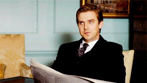 Dan Stevens Downton Abbey Season 2