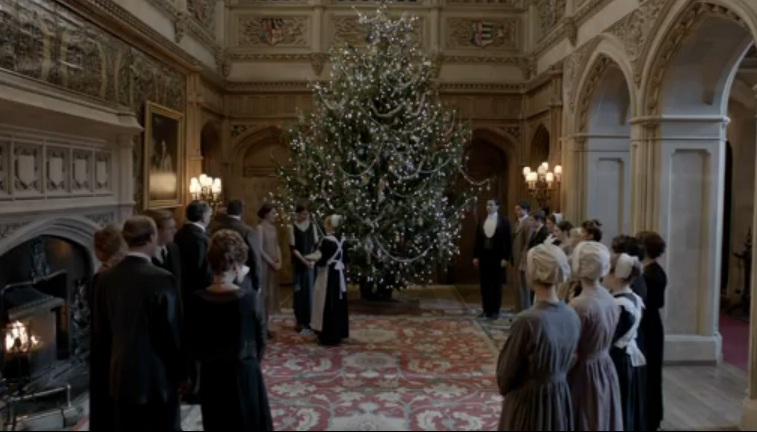 downton abbey season 2 finale recap season 2 of downton abbey - Downton Abbey Christmas Special