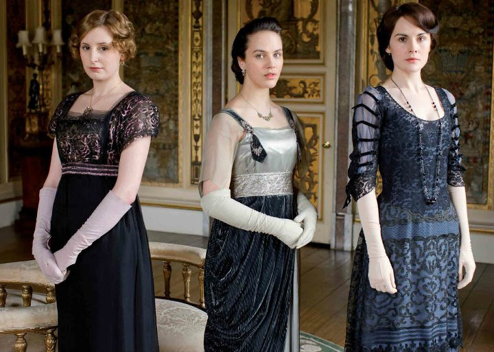 Downton Abbey Fashion
