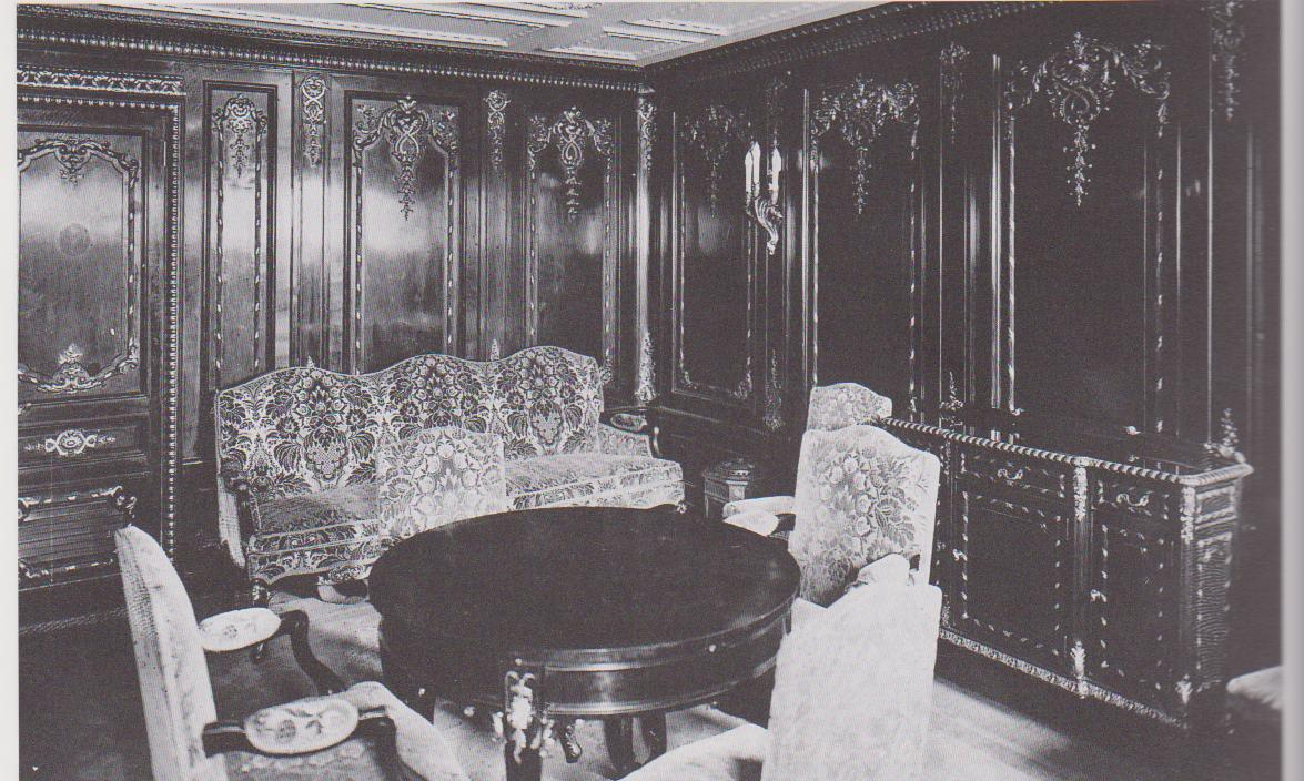 Passenger Life Aboard The Titanic Diana Overbey