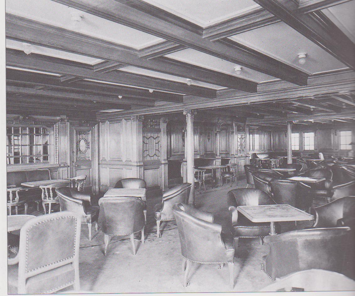 titanics forward second class - photo #38