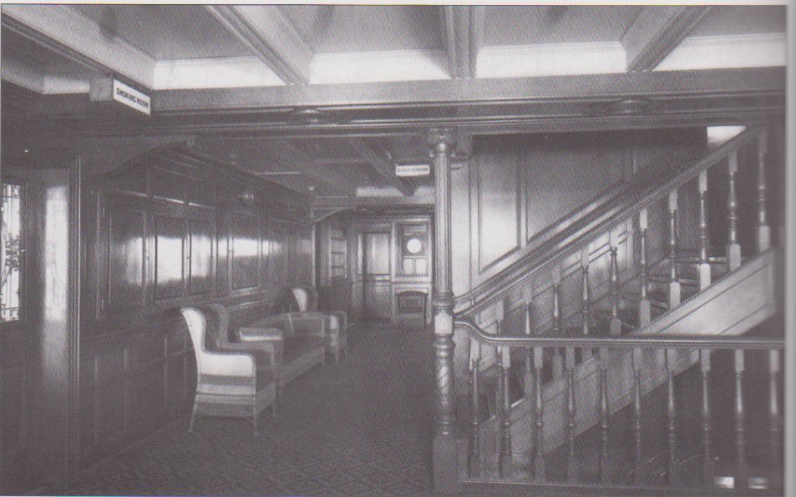 titanics forward second class - photo #36