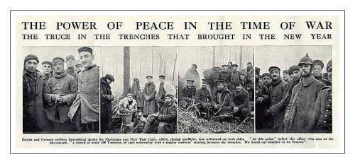 world war christmas truce