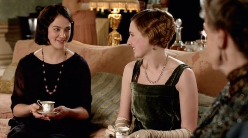 Sybil and Edith