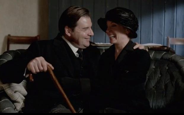 Downton Abbey Season 3, ep  6 recap   Diana Overbey