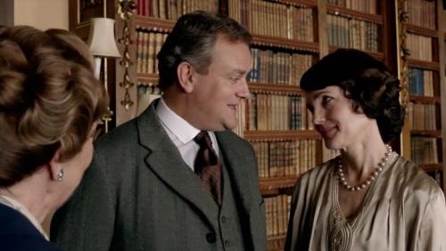 Cora and Robert