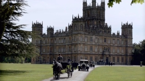 Leaving Downton