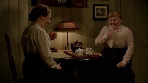 Patmore and Hughes