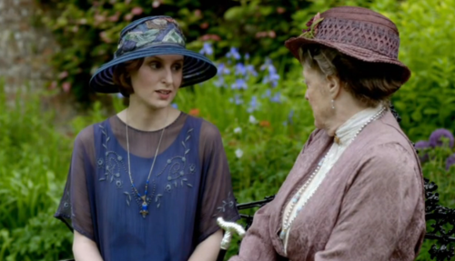 Edith and Violet